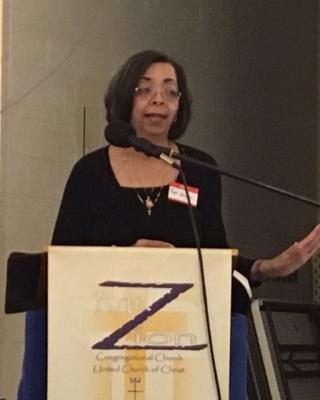Rev. Heidi Barham